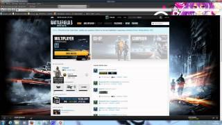 Tuto jouer Open Beta Battlefield 3 (PC) + Origin (Expired)