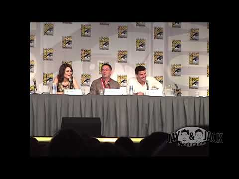 Bones. Panel 4 of 4. Comic Con 2010.