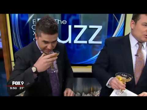 Fox 9 Buzz  Breakfast Tea & Bourbon  and the search for $50,000