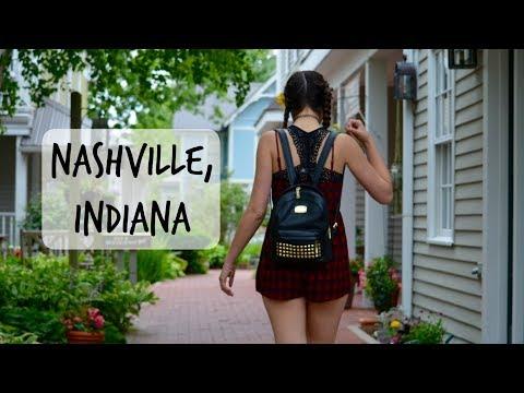 Travel With Me | Nashville, Indiana!!