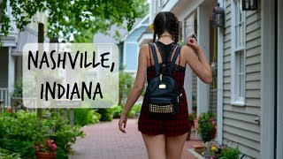 Travel With Me | Nashville, Indiana!!