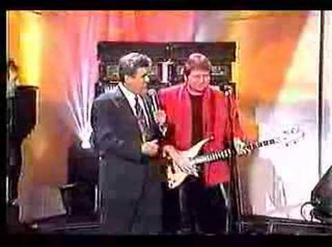 ELP on Tonight Show 1992 Paper Blood & Fanfare
