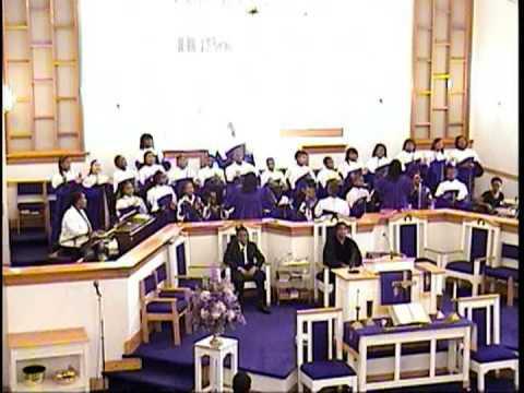 """UBC Youth Choir Singing Hymn # 504 - """"Oh Freedom"""" 02.15.09-11A.M."""