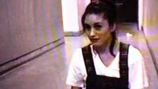 before gwen stefani was famous filmed in 1991