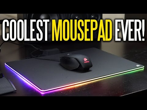 Corsair MM800 Polaris RGB Mouse Pad Review