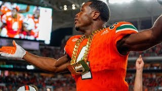 Jaquan Johnson Miami 2017 Season Highlights ᴴᴰ