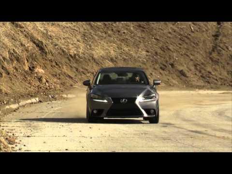 2016 Lexus IS Video Review