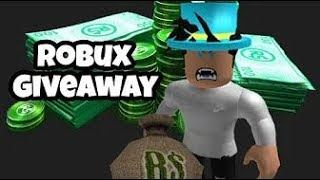 The Group That Gives Robux Everyday On ROBLOX (DarkCoolDestroyer's Robux Giveaway)