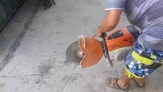 видео аренда бензореза