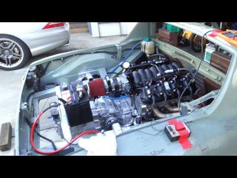 Porsche  Mid-engine, LS6, G-50 5 speed