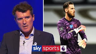 """I am sick to death of this goalkeeper!"" 