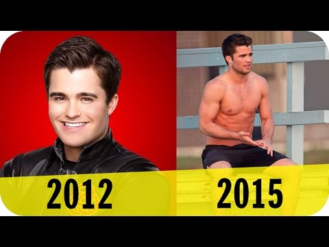 Lab Rats Before and After 2016