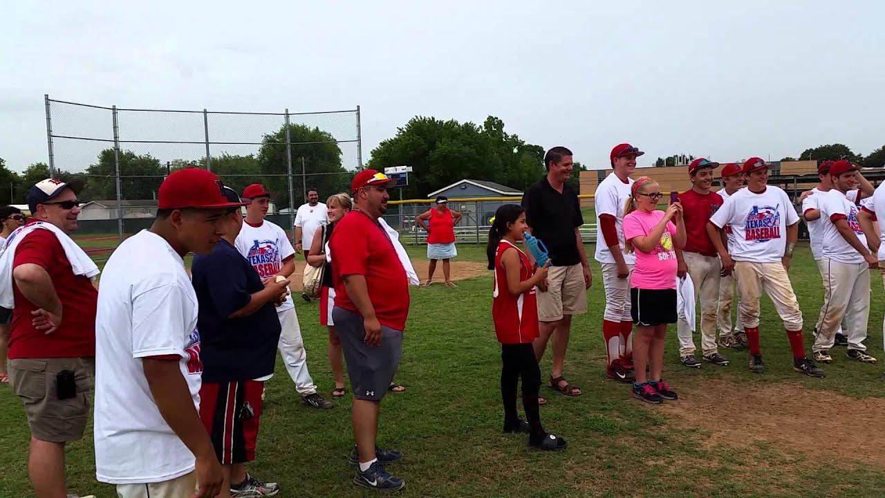 amateur baseball league Houston