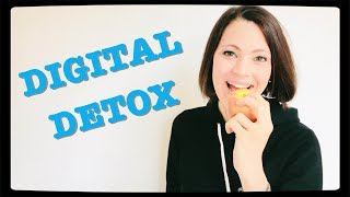 Digital Detox + Channel Update!