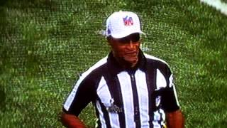Highlight of NFL Super Bowl XLVII- Ref. Jerome Boger Announces Power Outage Continuation