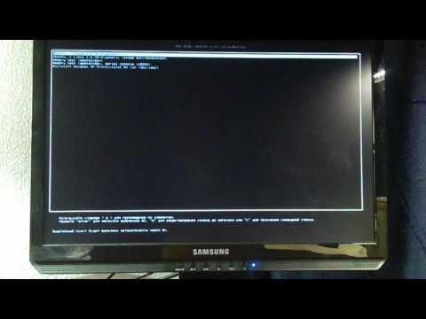 Linux Vs Windows на старом железе
