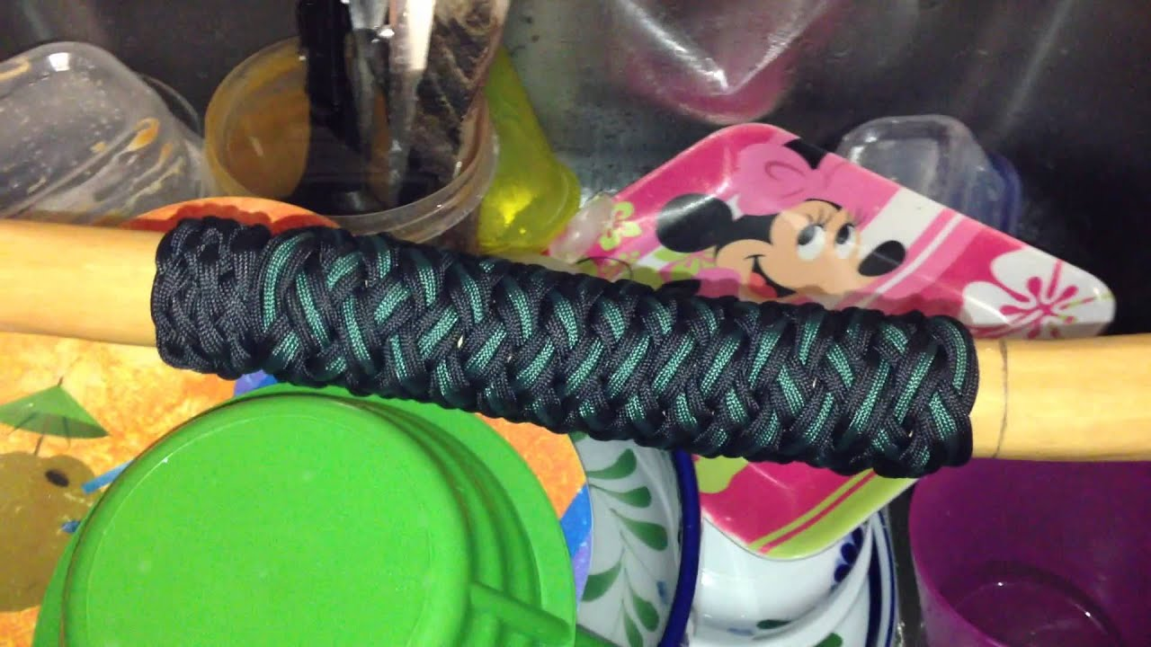 Paracordist How To Boil Paracord On Turks Head Hiking
