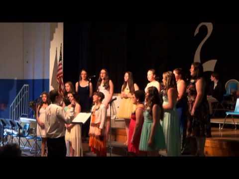 North Canaan Elementary School Graduation Ceremony