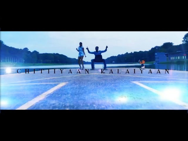 Chittiyaan Kalaiyaan cover by JENNIFER BHAGWANDIN feat. AWJ