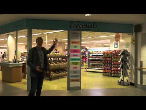 Tour of Leeds University Union- Freshers 2013