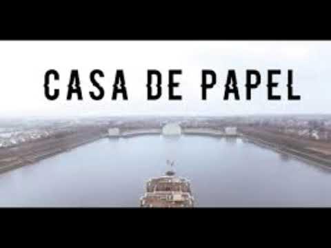 SKG - CASA DE PAPEL LYRICS ( AUDIO )