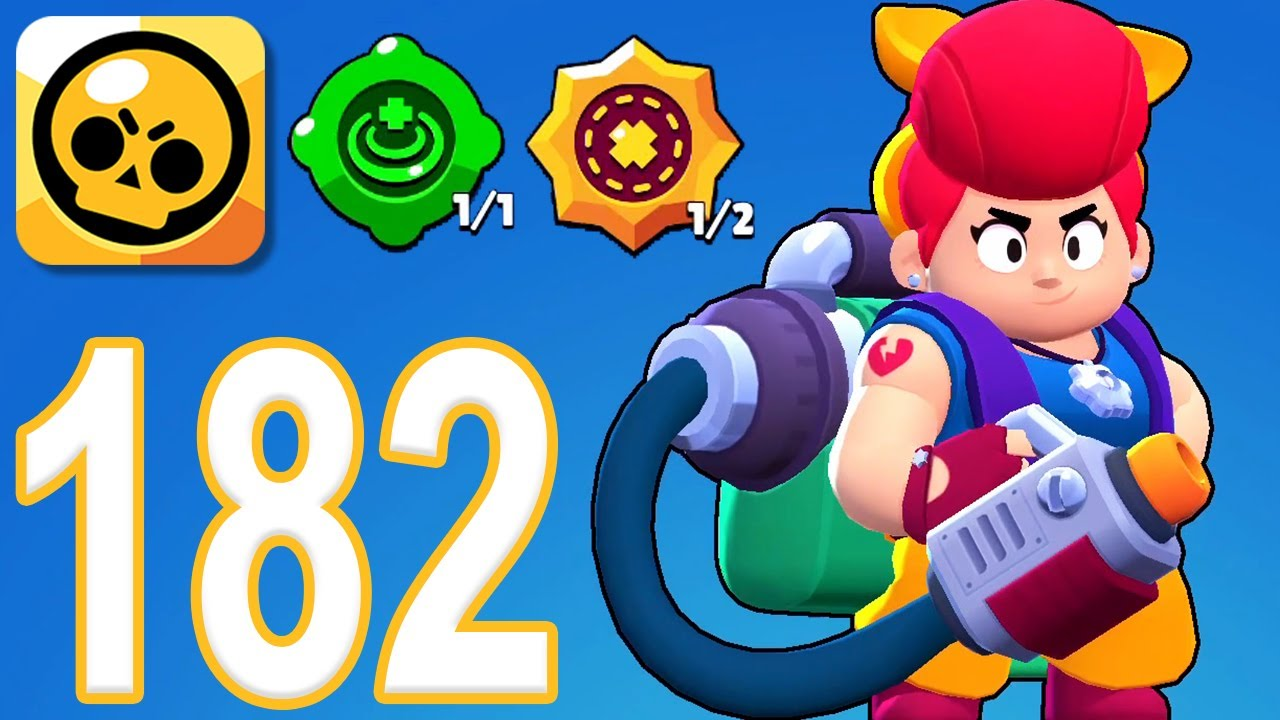 Brawl Stars – Gameplay Walkthrough Part 182 – Pam Remodel (iOS, Android)