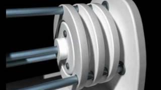 Perendev magnetic motor 3D