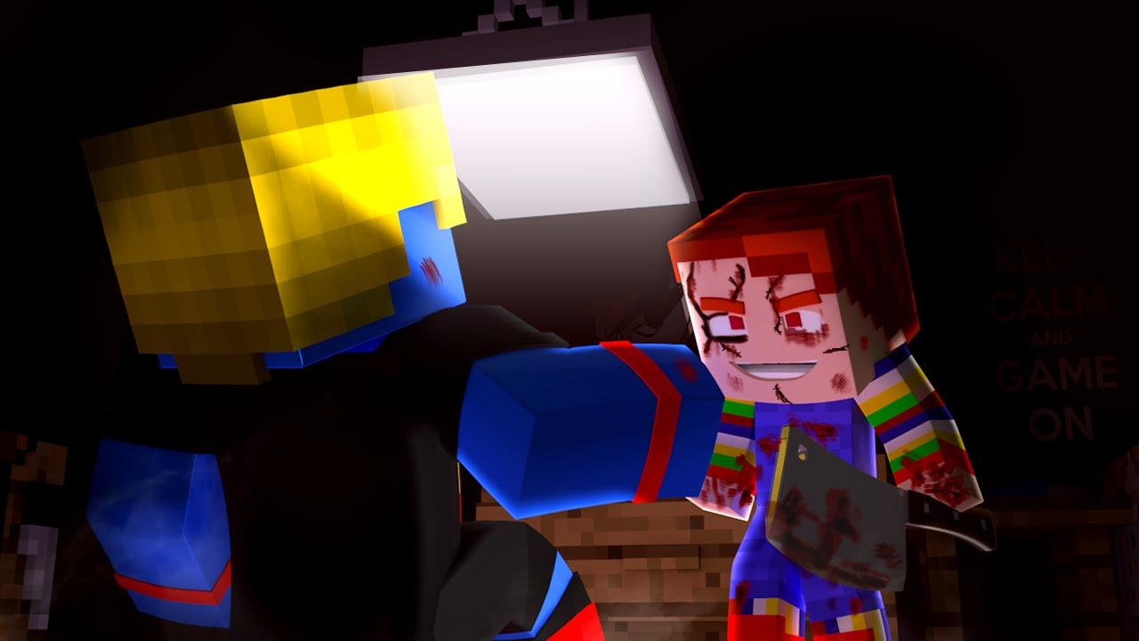 Jack Boneco Assassino Top minecraft: chuck o boneco assassino ‹ afreim › - youtube