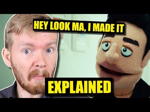 """Hey Look Ma, I Made It"" Has a Puppet Doing...Drugs? 
