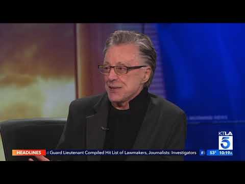 Frankie Valli On His Famous Hits & Continuing To Tour Around The World