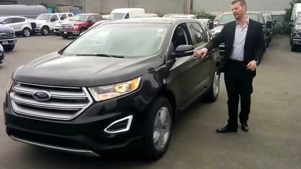 2015 ford edge sel quick review youtube. Black Bedroom Furniture Sets. Home Design Ideas