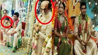 அதிகாலையில் நடந்த ரஜினி மகள் சவுந்தர்யாவின் நலங்கு Video | SoundaryaRajinikanth Wedding
