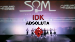 #3 Categoría Absoluta IDK | Switch On Madrid 2015