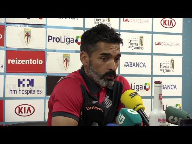 """Carlos Castro: """"Sabemos que no va a ser fácil"""""""