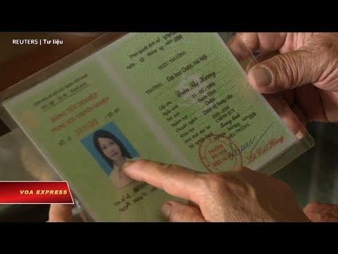 Truyền hình VOA 12/3/19: Gia đình Đoàn Thị Hương kêu gọi nhà nước VN cứu giúp