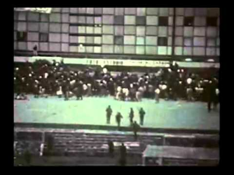 Remembering '68: The Mexico Olympic Massacre