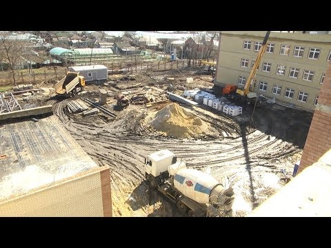 В станице Кривянской появятся две новые школы