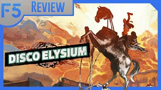 Year in Review: Disco Elysium | It's Really That Good! (Video Game Video Review)
