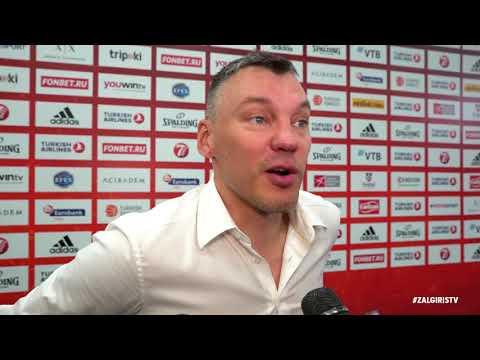"""Š.Jasikevičius: """"Jaučiame, kad padarėme žmones laimingais, tai svarbiausia"""""""