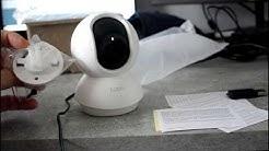 TP-Link Tapo C200 Pan & Tilt Wifi Camera setup and test