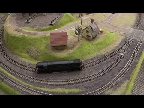 How To Clean Model Train Railway Track