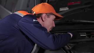 Как се сменя Двигател на чистачките на VW TRANSPORTER IV Box (70XA) - видео ръководство