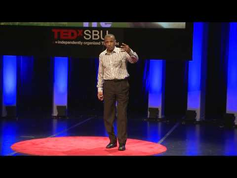 An opportunity to improve wellness, prevention, quality of life: Fred Ferguson at TEDxSBU
