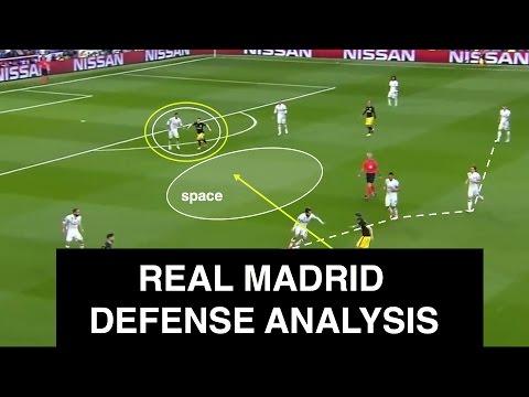 Ramos & Varane Defense Analysis (UCL) (2017)