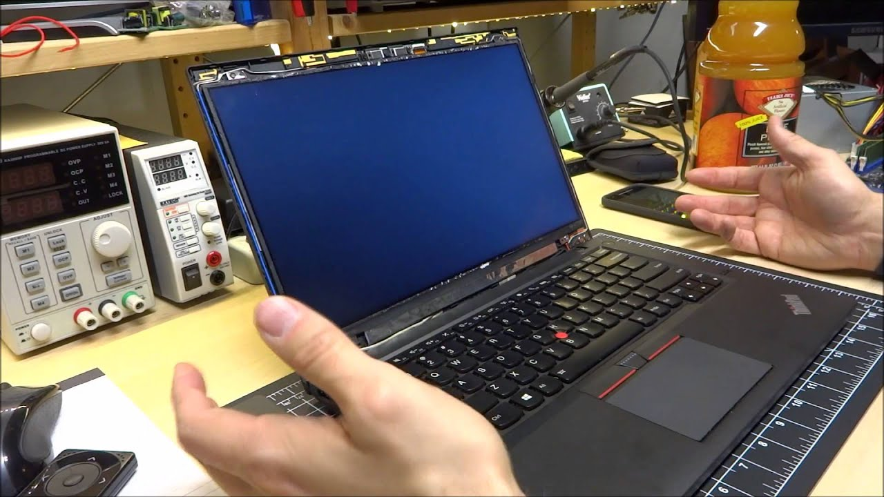 Thinkpad T450s Lcd Panel Upgrade  And Problems