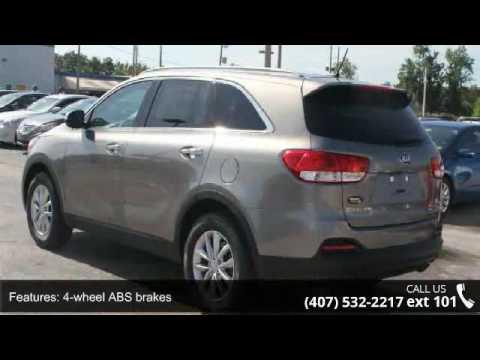 2017 Kia Sorento 3 3l Lx Orlando Kia West Orlando Fl Youtube