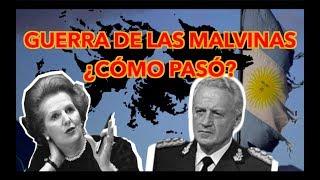 ¿Por qué perdió Argentina la guerra de las Malvinas?