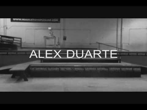 ALEX DUARTE (sexy voice time!!!!!!)