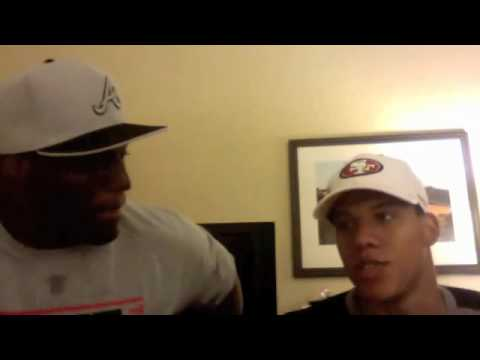 Takeo Spikes Interviews Taylor Mays (takeospikes51.com)