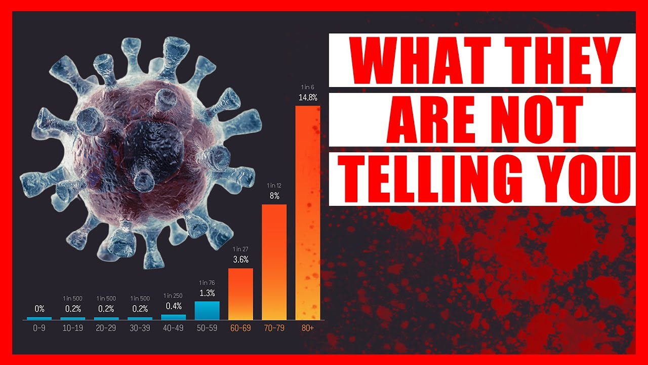 HIDDEN FACTS About The VIRUS / PANDEMIC | SFP